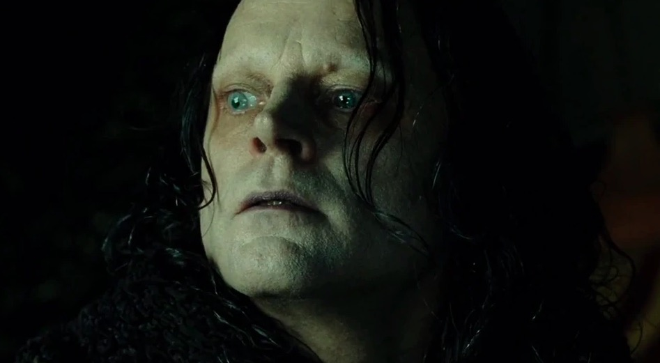 Grima Wormtongue, Lord of the Rings
