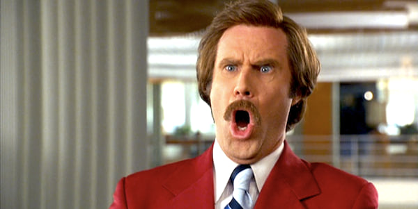 movies, anchorman: the legend of ron burgundy, 2004, will ferrell as ron burgundy