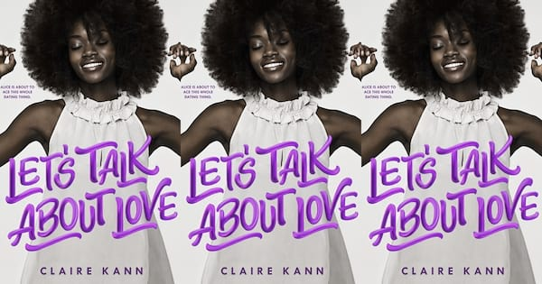 heartwarming lgbt books, let's talk about love by claire kann, books