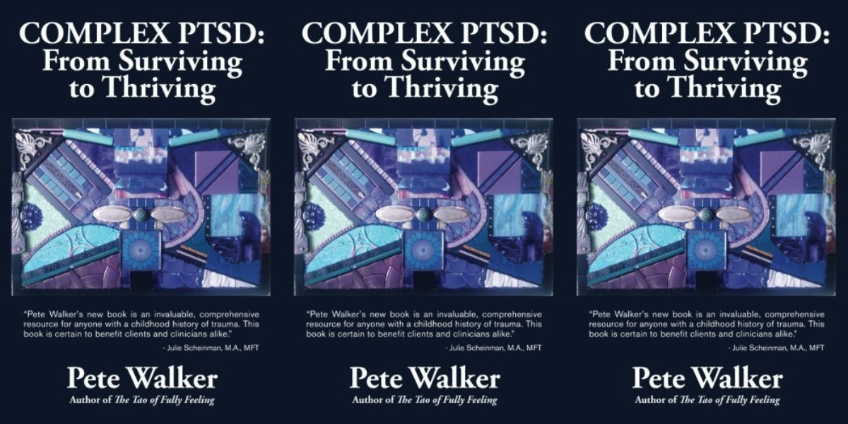 books about ptsd, complex ptsd by pete walker, health, books