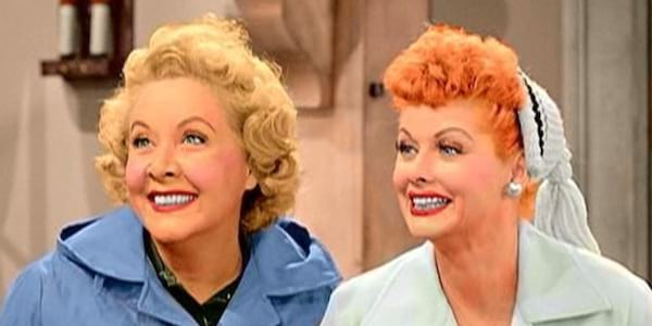 Lucy & Ethel, pop culture duo, movies, tv