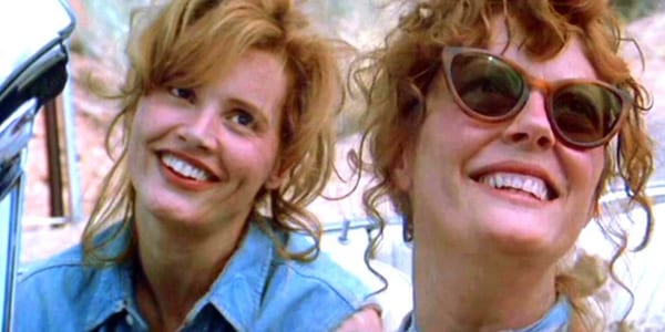 Thelma And Louise, pop culture duo, movies, tv