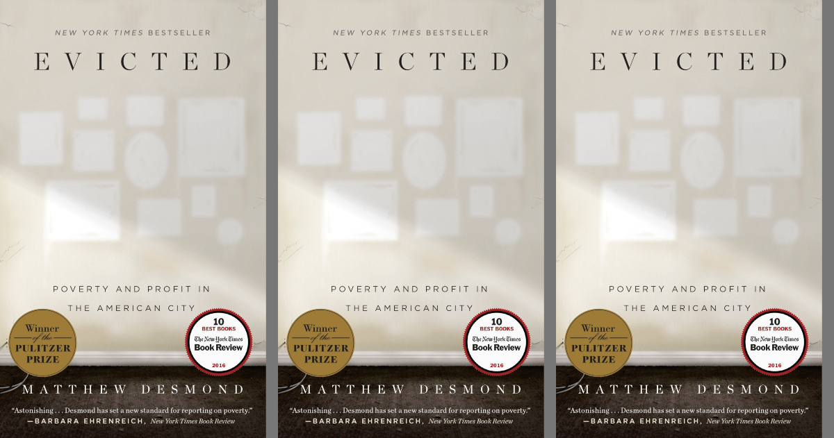 patriotic books, evicted: poverty and profit in the american city by matthew desmond, books