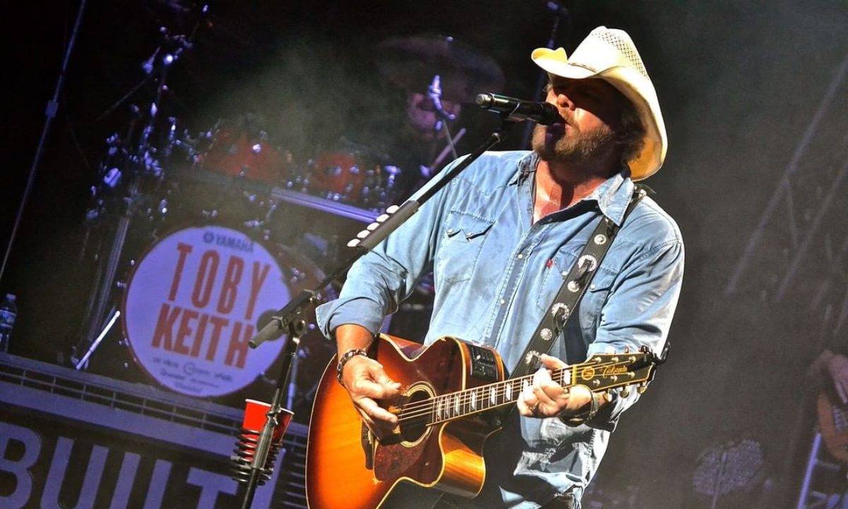 toby keith quotes, Music