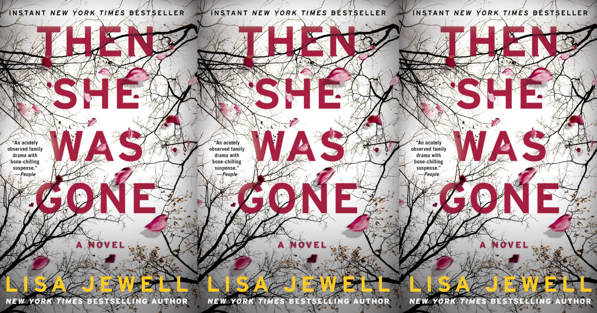 books like verity, then she was gone by lisa jewell, books