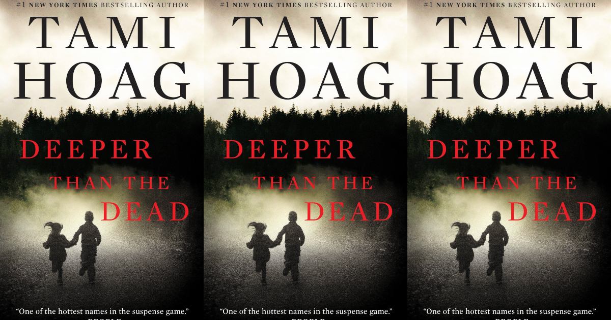 books like verity, deeper than the dead by tami hoag, books