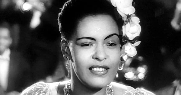 Billie Holiday in the 1947 film 'New Orleans'