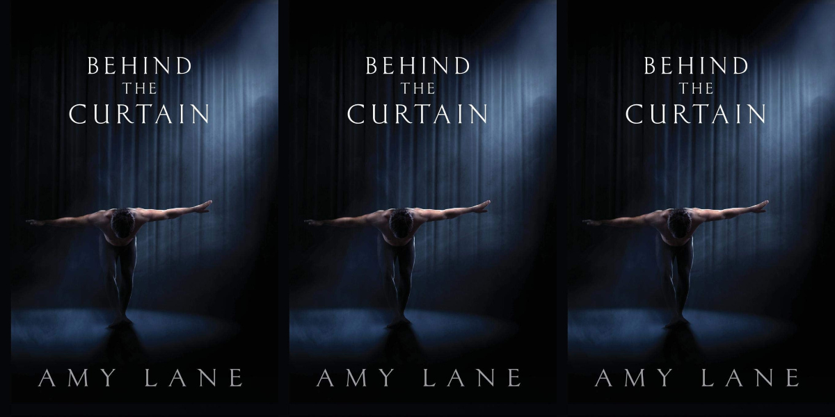 long distance romance novels, behind the curtain by amy lane, books