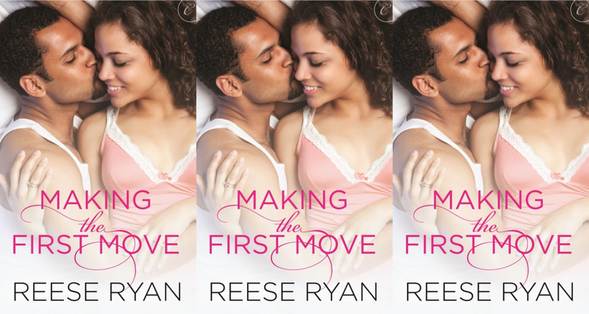 long distance romance novels, making the first move by reese ryan, books