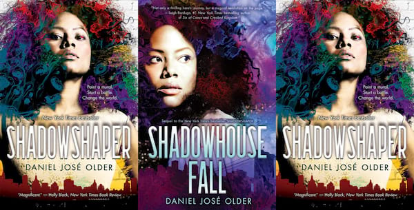 books about magic, the shadowshaper cypher series by daniel jose older, books