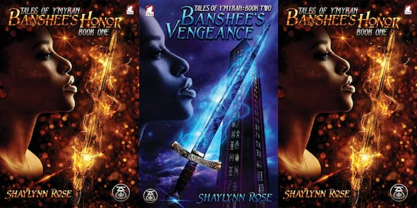 books about magic, the tales of y'myran series by shaylynn rose, books