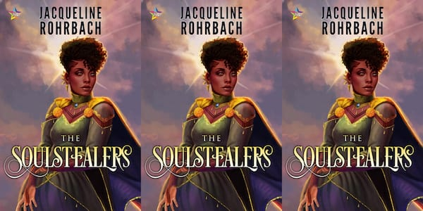 books about magic, the soulstealers by jacqueline rohrbach, books