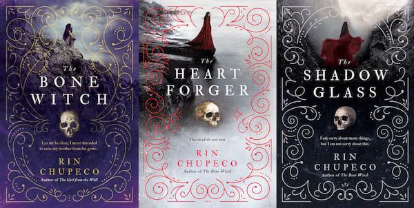 books about magic, the bone witch series by rin chupeco, books