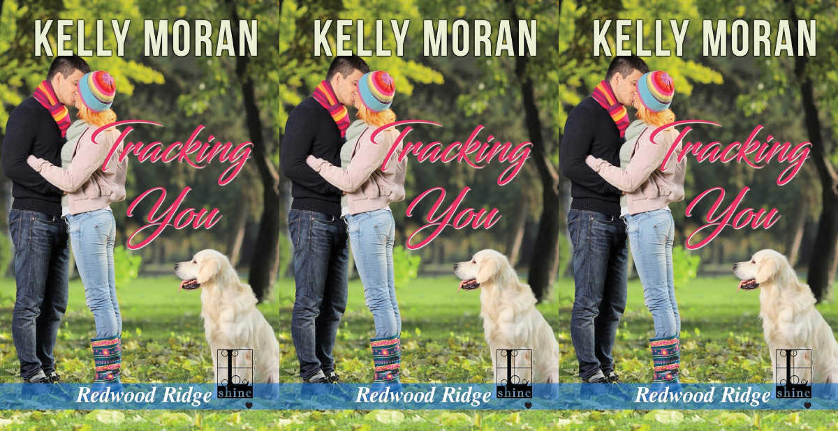 romance novels about animals lovers, tracking you by kelly moran, books