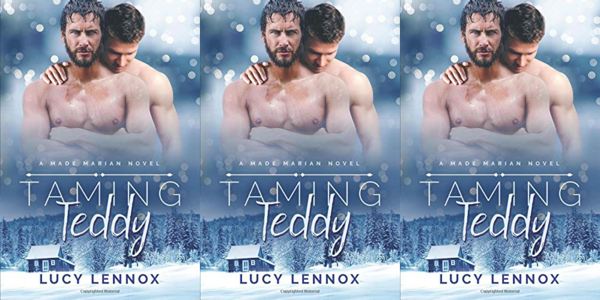 romance novels about animals lovers, taming tedding by lucy lennox, books