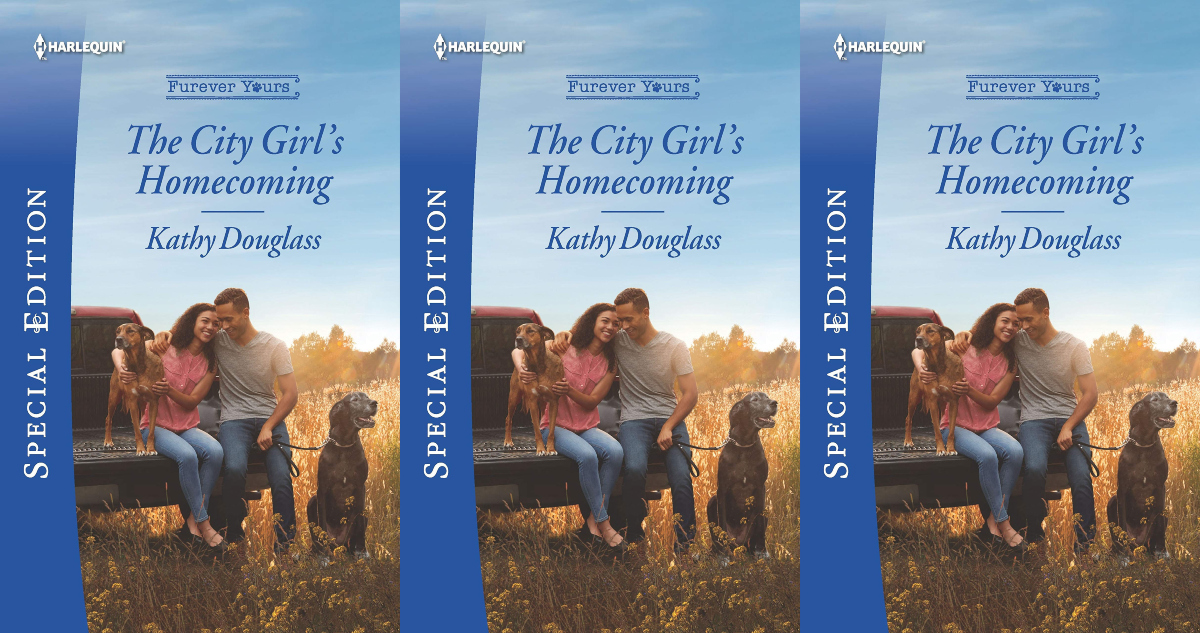romance novels about animal lovers, the city girl's homecoming by kathy douglass, books