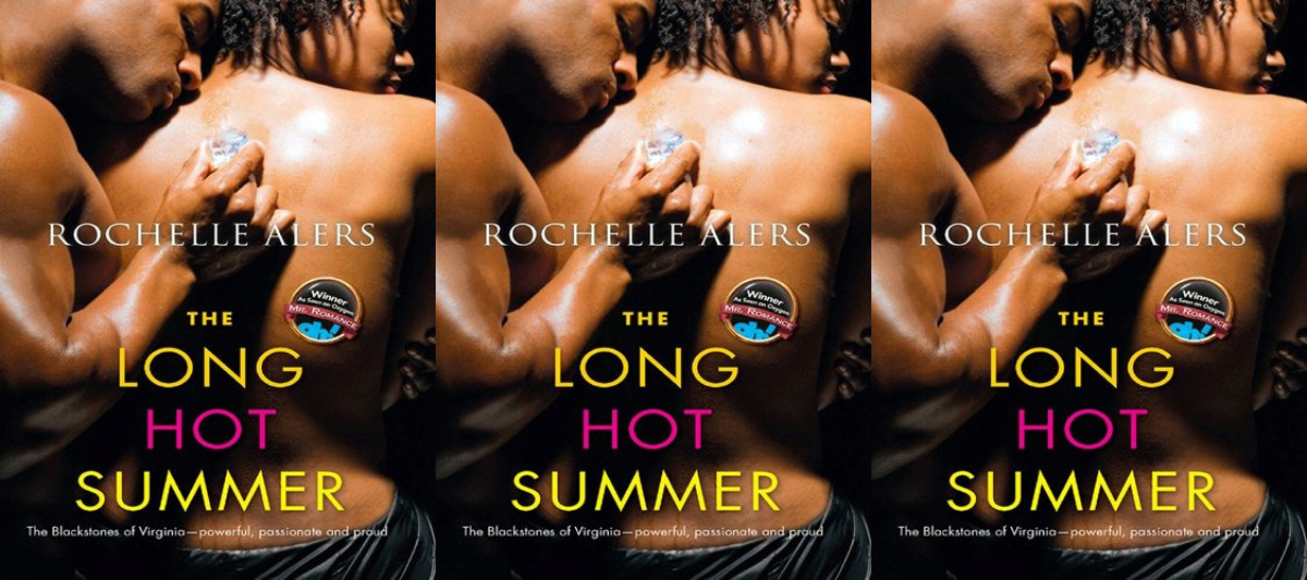 romance novels about aminal lovers, the long hot summer by rochelle alers, books