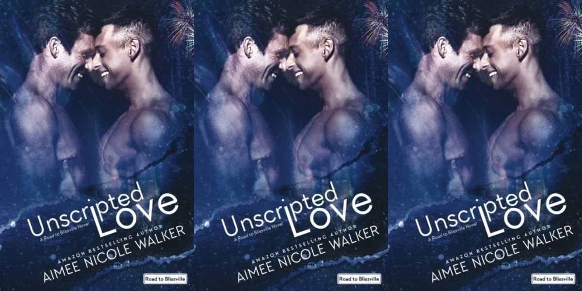 romance novels about animal lovers, unscripted love by aimee walker, books