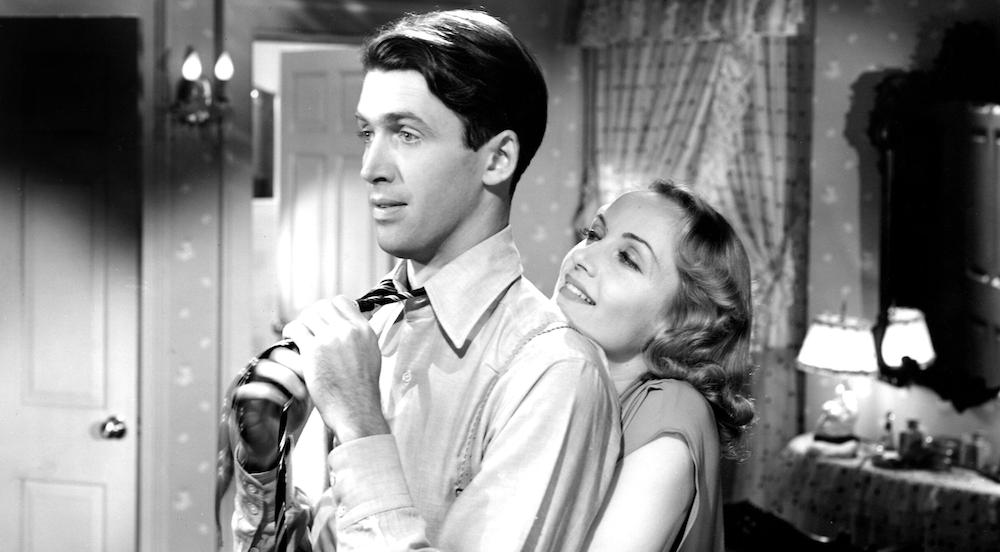 movies, made for each other, 1939, James Stewart, Carole Lombard