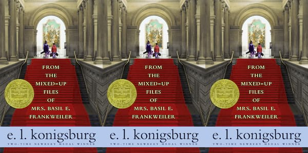 children's mystery books, from the mixed up files of mrs basil e frankweiler by el konigsburg, books