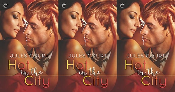 summer love romance, hot in the city by jules court, books