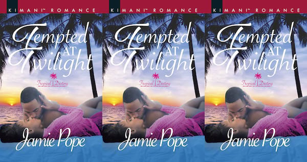 summer love romances, tempted at twilight by jamie pope, books