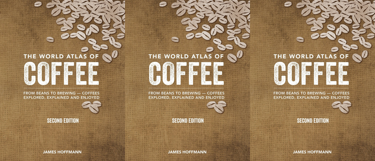 cheap coffee table books, the world atlas of coffee: from beans to brewing: coffees explored, explained and enjoyed by james hoffman, books
