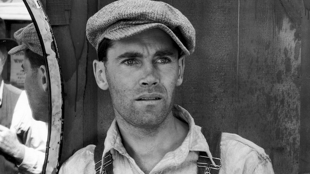 movies, the grapes of wrath, 1940, henry fonda