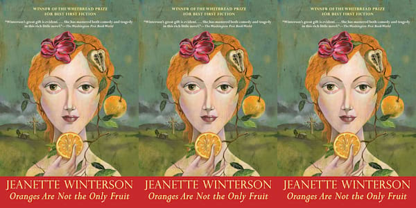 quick books you can read in a weekend, oranges are not the only fruit by jeanette winterson, books