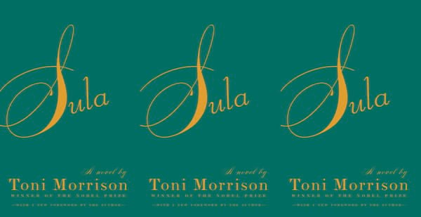 books you can read in a weekend, sula by toni morrison, books