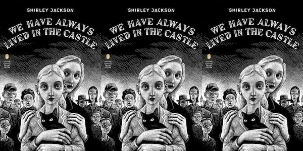 books you can read in a weekend, we have always lived in the castle by shirley jackson, books