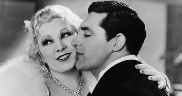 Mae West and Cary Grant I'm No Angel movie quotes
