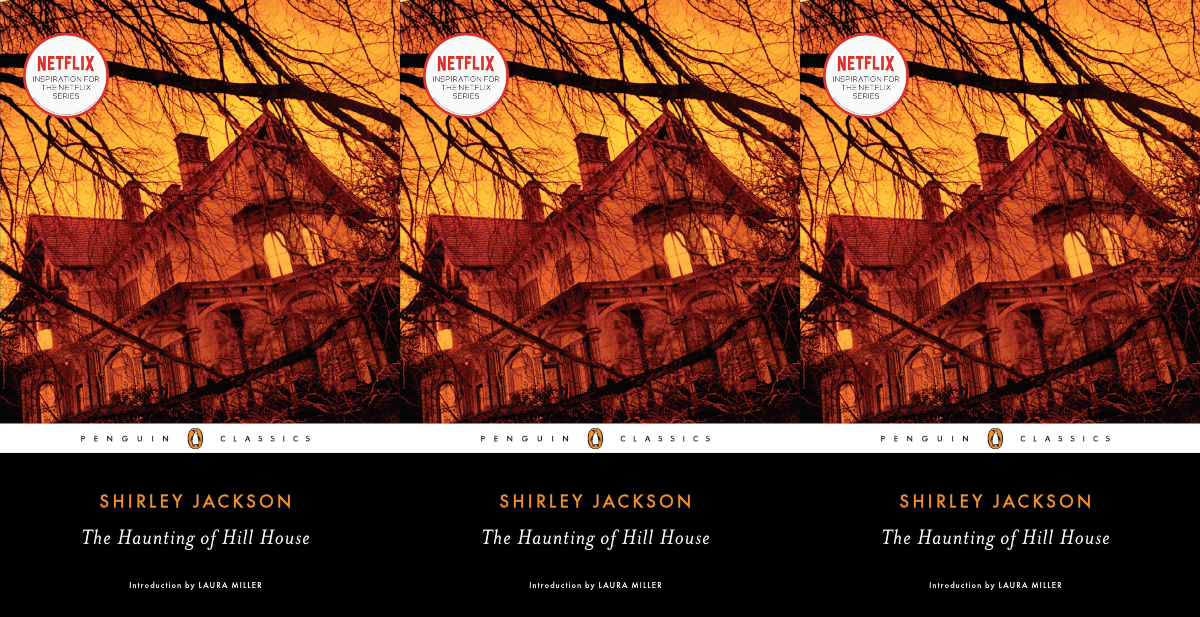 books about haunted houses, the haunting of hill house by shirley jackson, books