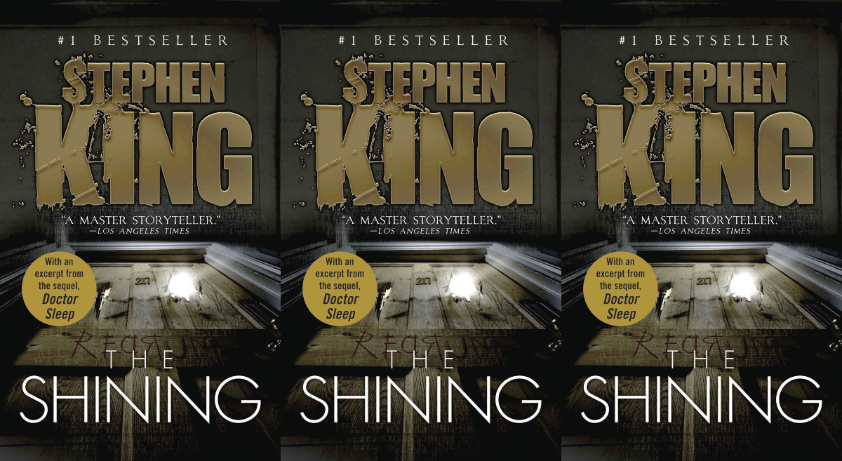 books about haunted houses, the shining by stephen king, books