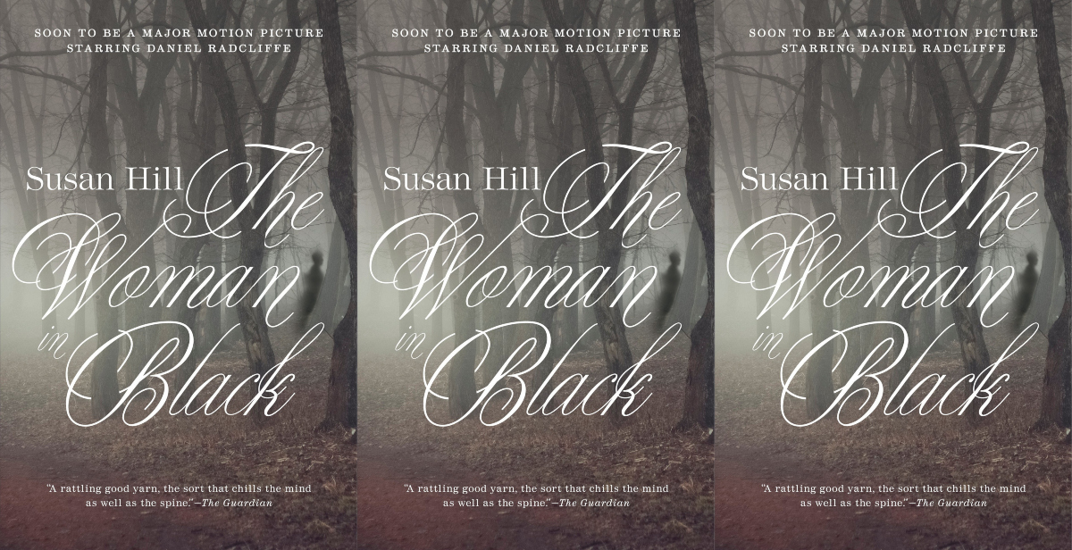 books about haunted houses, the woman in black by susan hill, books
