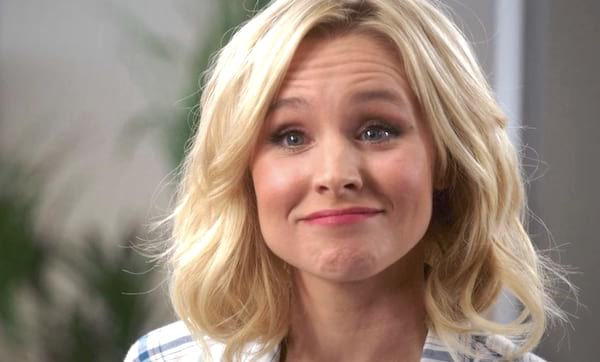 The Good Place, Kristen Bell, smart, hero
