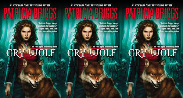 werewolf romance novels, cry wolf by patricia briggs, books