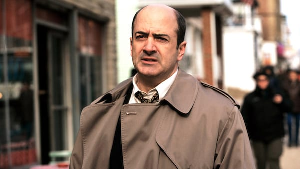 tv, The Sopranos, agent dwight harris