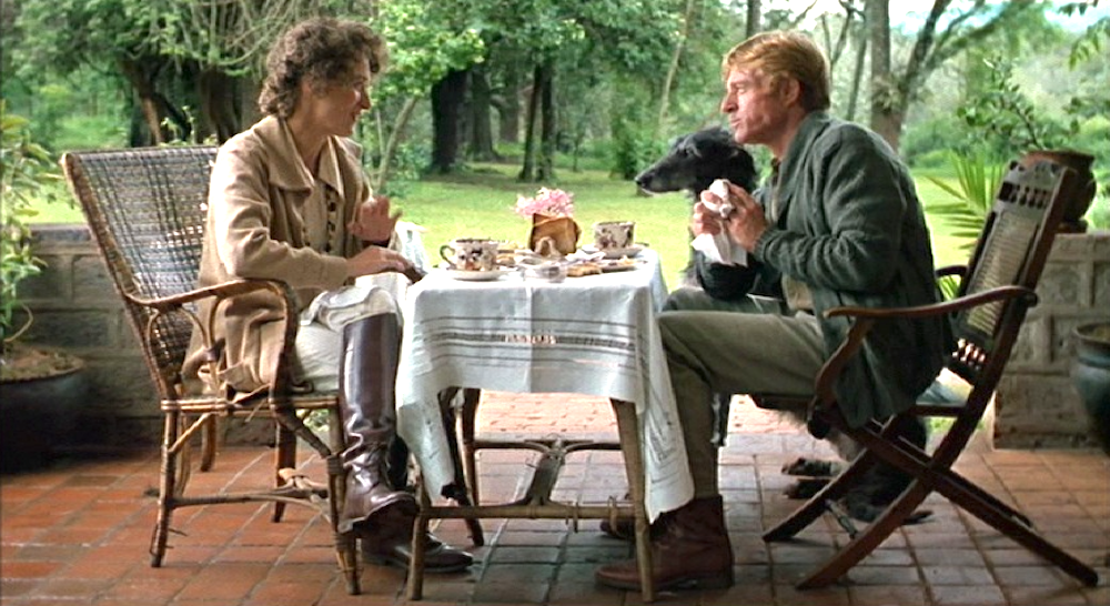 movies, Out of Africa, 1985, robert redford, meryl streep