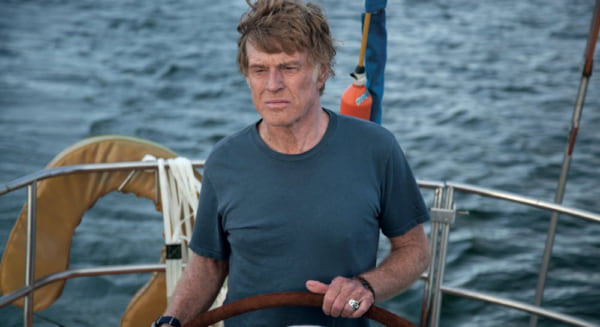 movies, all is lost, 2013, robert redford