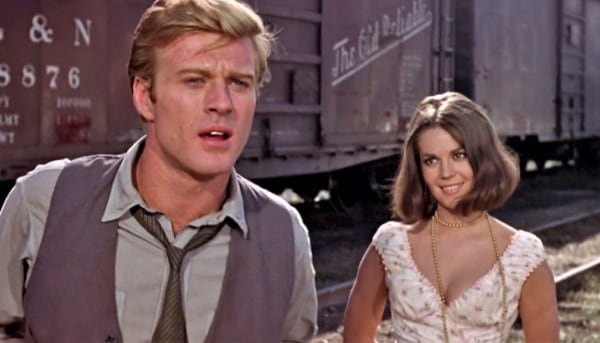 movies, this property is condemned, 1966, robert redford, Natalie Wood