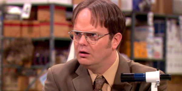 dwight schrute, the office, tv