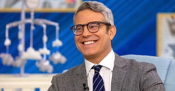 andy cohen bravo talk show host smiling quotes