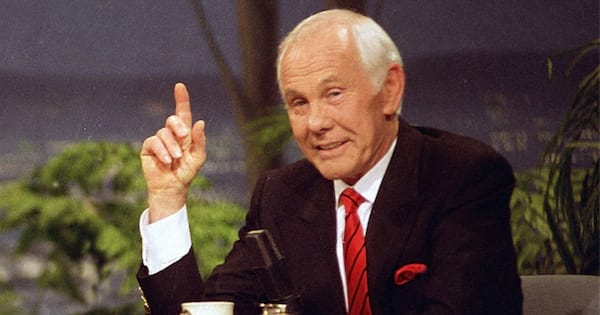 johnny carson late night tv host the tonight show quotes