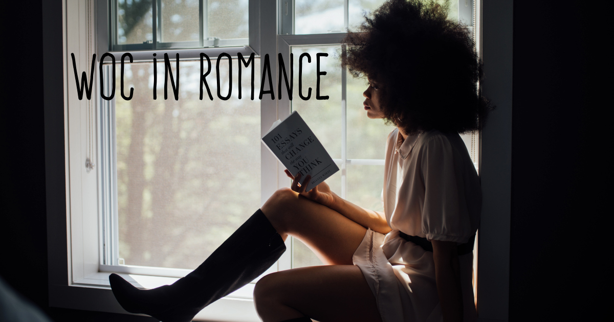 great romance websites, woc in romance, books