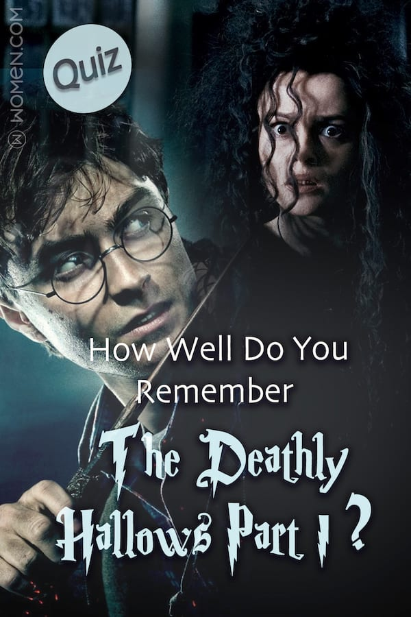 Harry Potter Quiz: How Well Do You Remember The Deathly Hallows Part