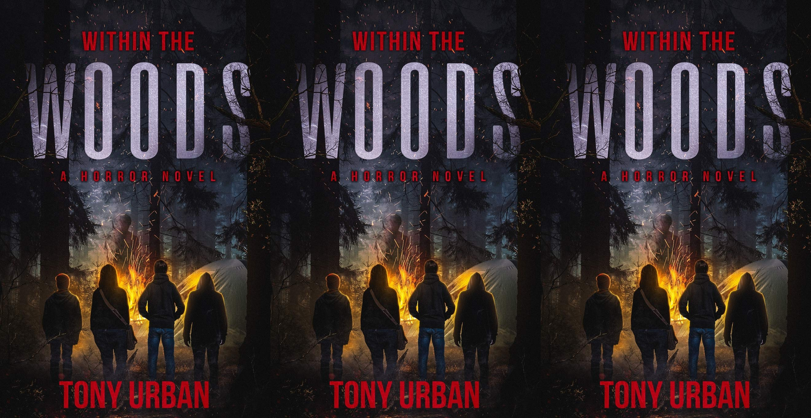 books like stranger things, within the woods by tony urban, tv, books