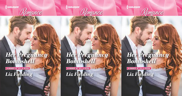 books about italy, her pregnancy bombshell by liz fielding, books