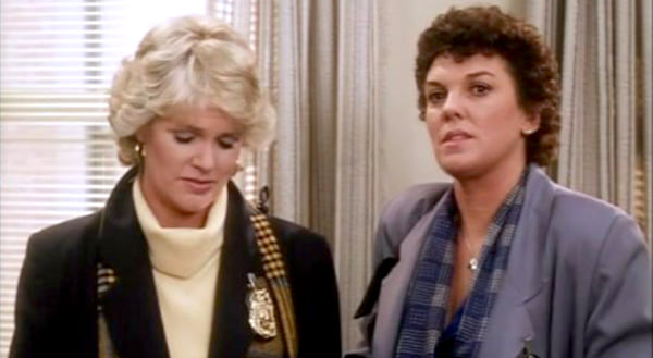 80s series, Cagney and Lacey, tv