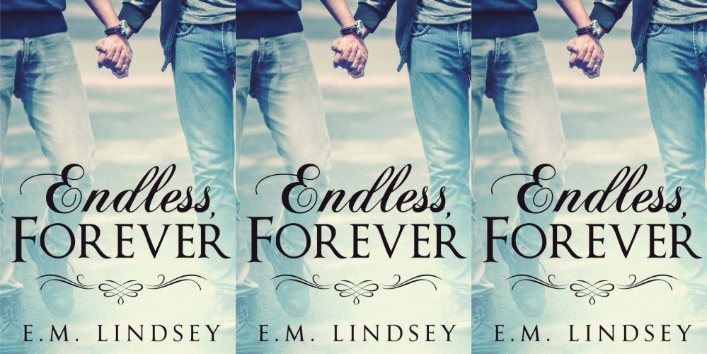 trans romance novels, endless forever by e.m. lindsey, books